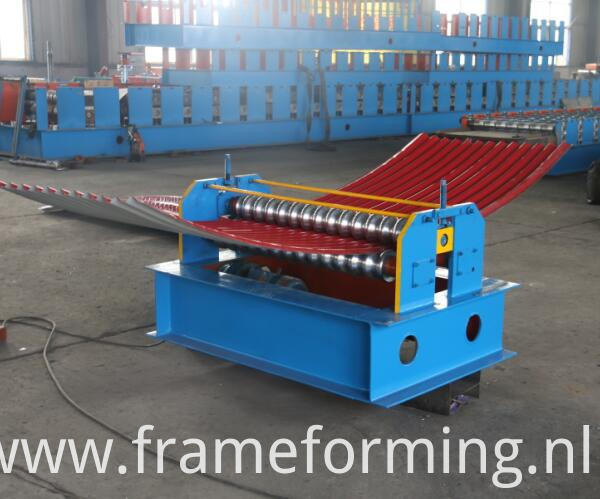 crimping sheet machine 4